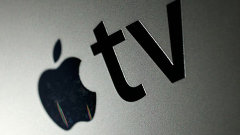 Disney Presses Apple to Carry More Channels on Internet TV Service