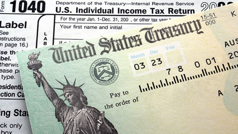Plan On Squandering Your Tax Refund? Think Again