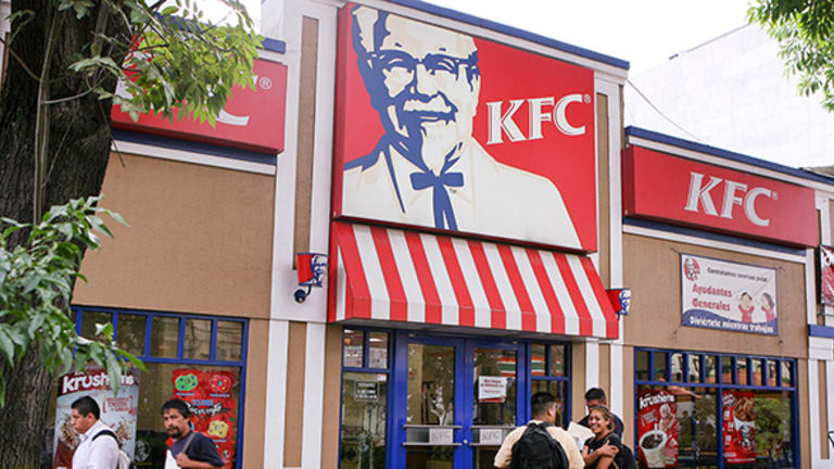 Yum! Brands (YUM) CEO Creed Weighs in on China Split