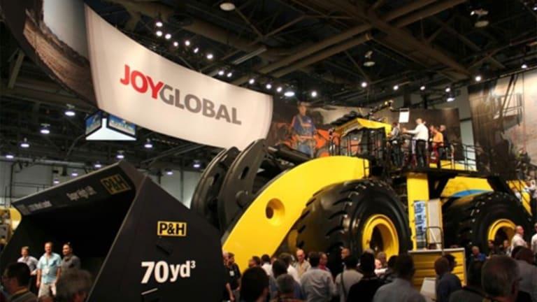 Joy Global (JOY) Stock Declines on Q3 Miss