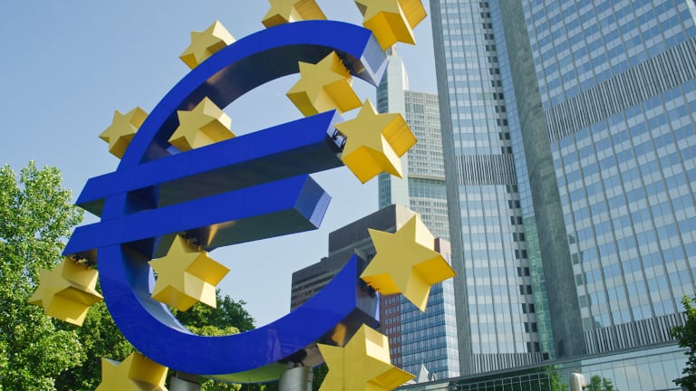 European Stocks Rise on Greek Bailout; European Central Bank Meets Today