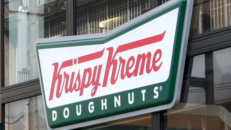 Krispy Kreme, Hershey's Collaborating to Satisfy a Craving You 'Never Knew You Had'