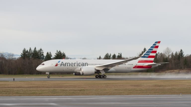 American Air Could Better Utilize Boeing 787s if Contract Passes