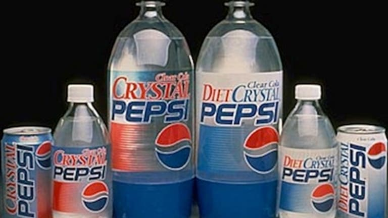 Pepsi Brings Back Crystal Pepsi for Limited Offer; 3 Other Classic Products That Should Be Revived