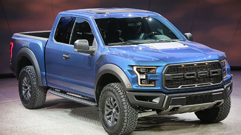 Ford's Strong Second Quarter Is Driven by Higher U.S. Prices