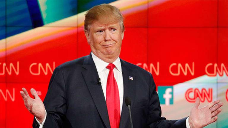 Donald Trump Is the Biggest Liar of 2015