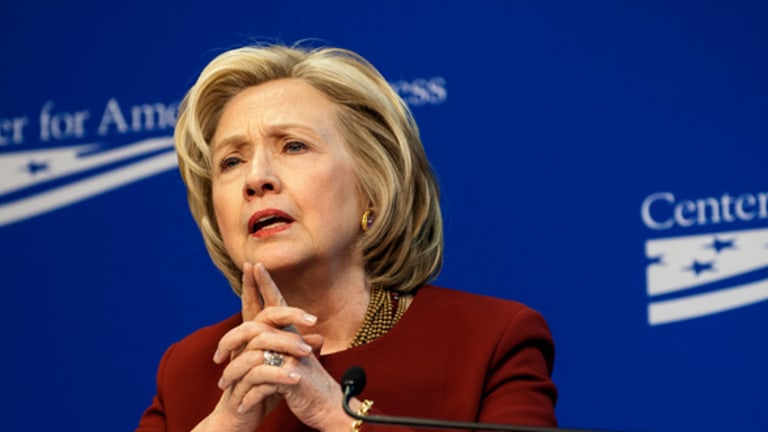 Biotech Drug Stocks Tank After Clinton Tweet on Price Controls