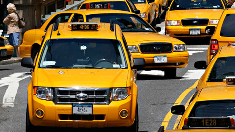 New York Taxi Mogul Must Surrender 46 Cabs