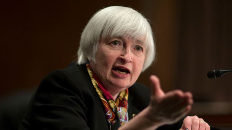 Fed Chair Sees 'Live Possibility' of December Rate Hike