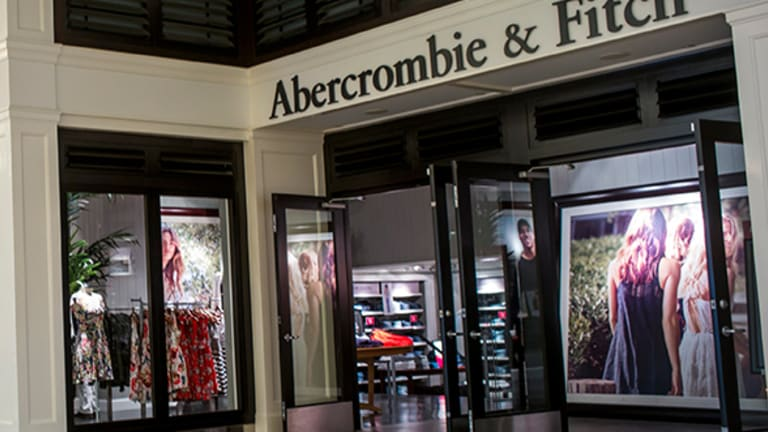 Abercrombie & Fitch (ANF) Stock Dives After Weak Q1 Results