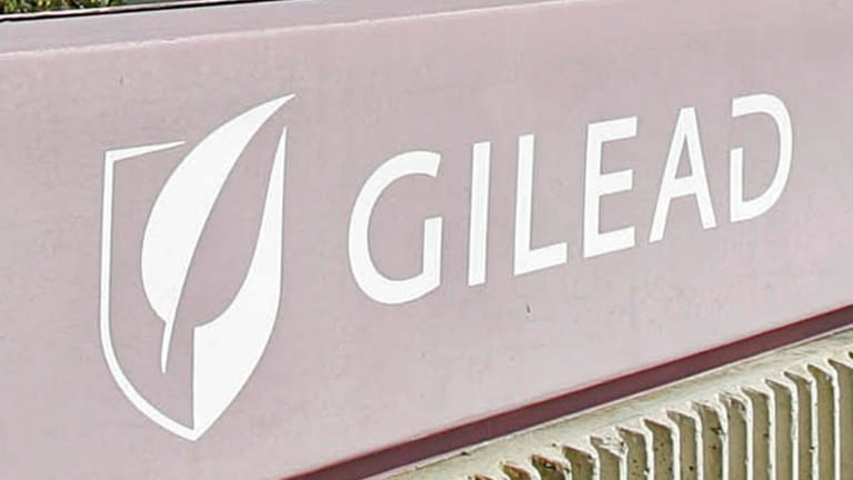 Gilead's Powerful Bull Run Is Showing Signs of Exhaustion