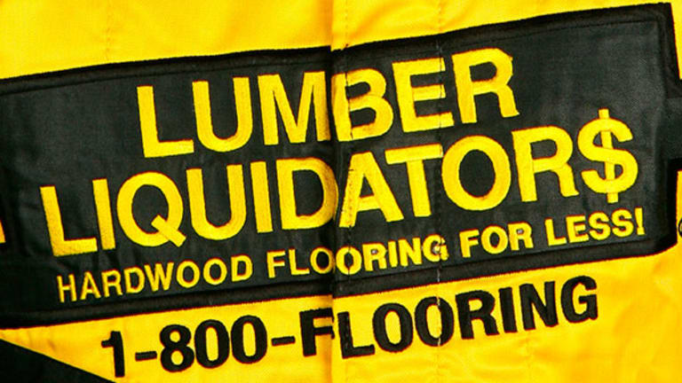 Lumber Liquidators Stock Tumbles After Delayed Opening: What Wall Street's Saying