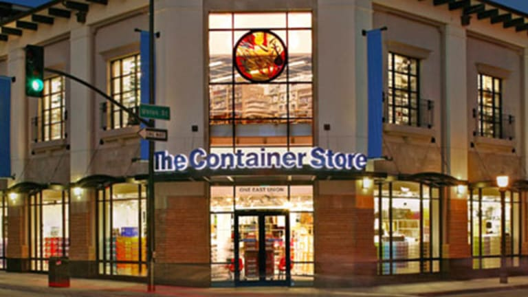5 Earnings Short-Squeeze Plays: The Container Store and More