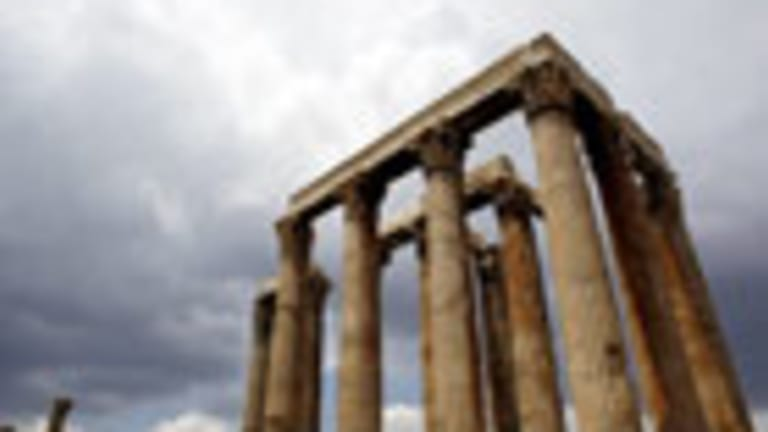 Big Dose of Reality: Greece Must Default or Restructure Its Debt