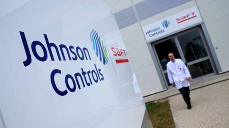Johnson Controls (JCI) Stock Climbs, Completes Adient Spinoff