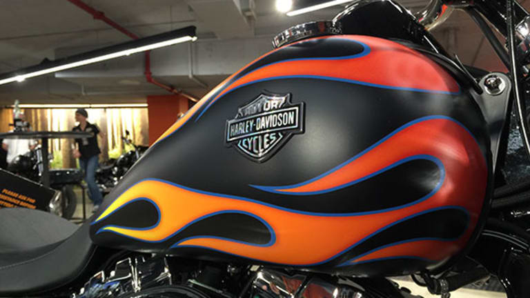 Harley-Davidson CEO: We Need to Raise Our Game