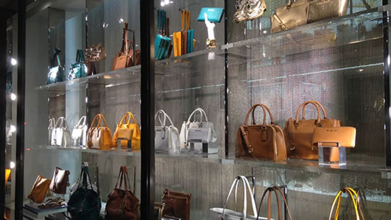 Michael Kors' Stock Plummets 24% Following a Plunge in Same-Store Sales