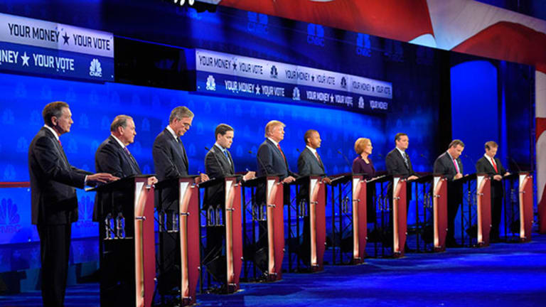 GOP Candidates Batter Each Other Over Taxes #GOPDebate