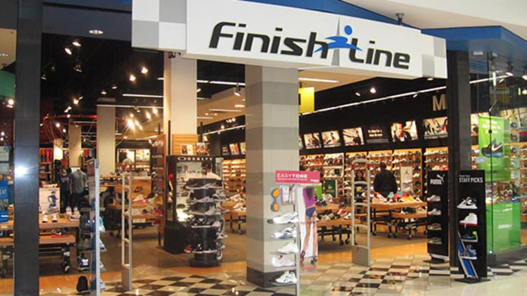 Finish Line Adopts Poison Pill as Stock Plummets, Sales Outlook Dims