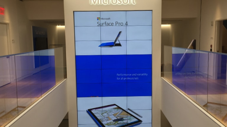 Microsoft's Battle With Old Highs May Yield a Healthy Pullback