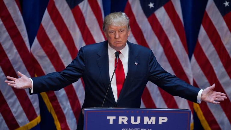 Donald Trump Says He Made Over $1 Million on Each of These 5 Stocks