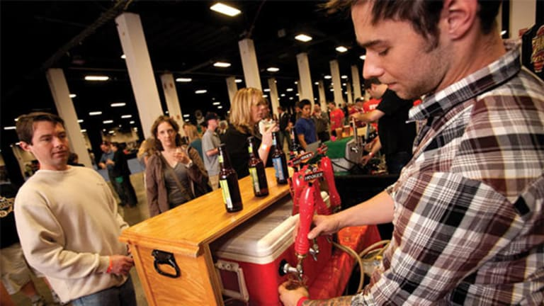 Craft Beer Struggles to Keep It Local, Raising Questions for the Loyal