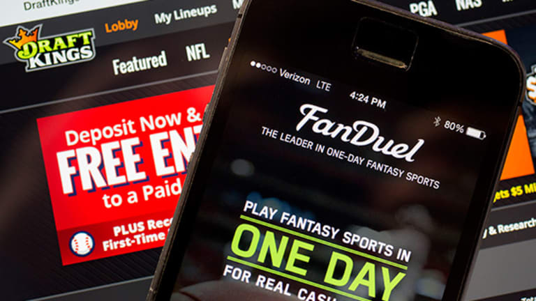 DraftKings, FanDuel Agree to Merge as Regulatory Pressures Weigh on Industry