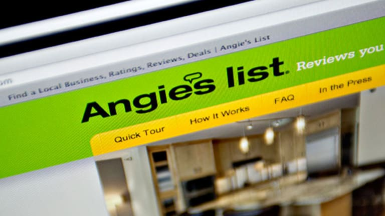 Angie's List, Critero and Yahoo! Top Internet Targets