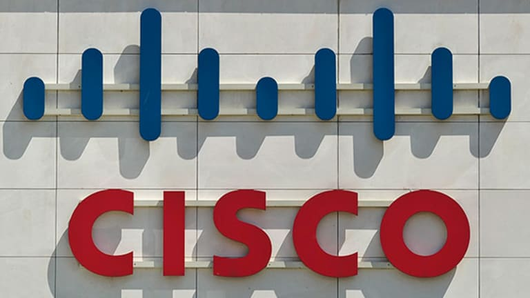 4 Tech Stocks on Traders: Radars: Cisco, Aruba and More