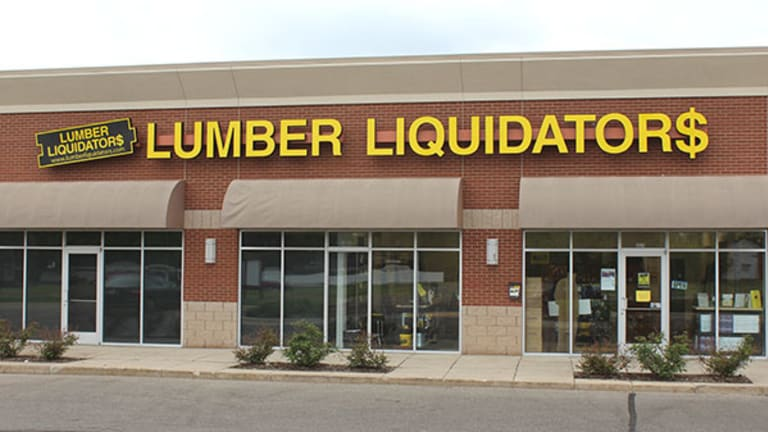 Lumber Liquidators to 60 Minutes: 'We Stand by Every Plank of Wood'
