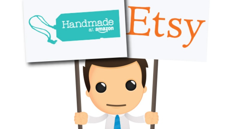 You Voted: Etsy 'Wore' It Better Than Amazon Handmade