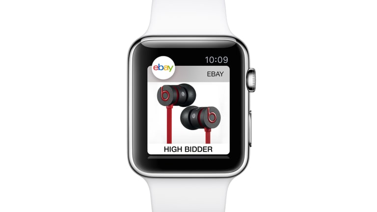 Apple Watch Is Already Attracting E-Commerce Players