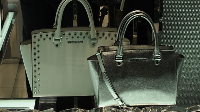 Michael Kors, Movado, Tiffany -- How to Trade the Volatility of Luxury Retailers
