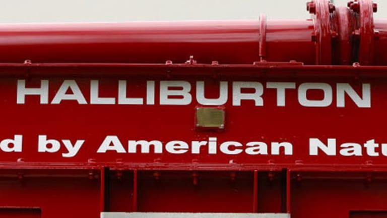 Halliburton's Pullback May Be Complete