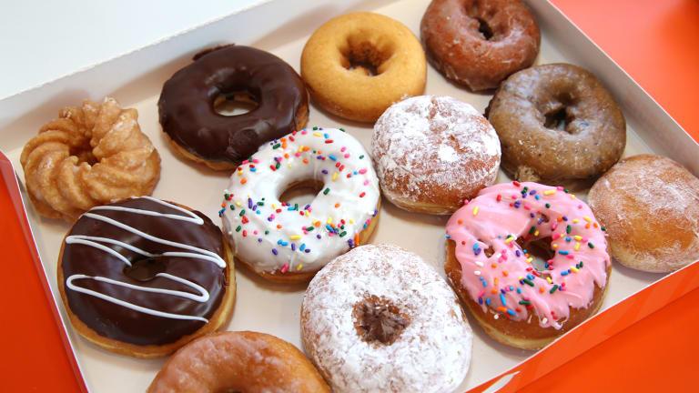 Krispy Kreme, Dunkin' Donuts Giving Away Free Doughnuts on Friday