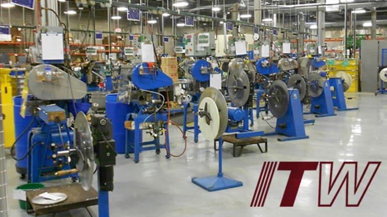 Illinois Tool Works: Cramer's Top Takeaways