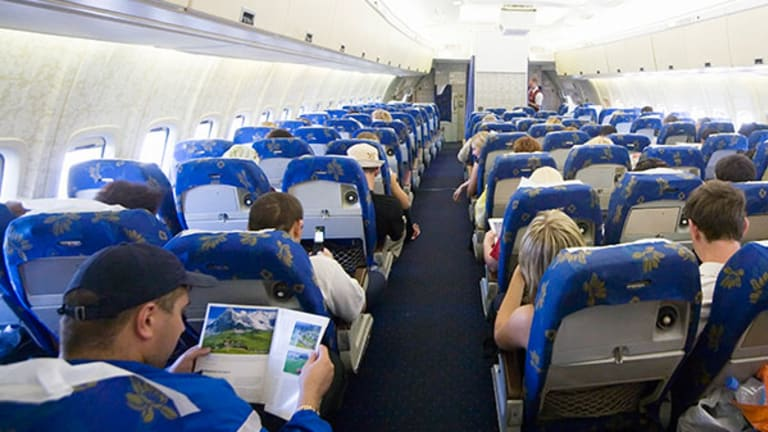 Think Airline Passengers Are Unhappy With the Service? Think Again