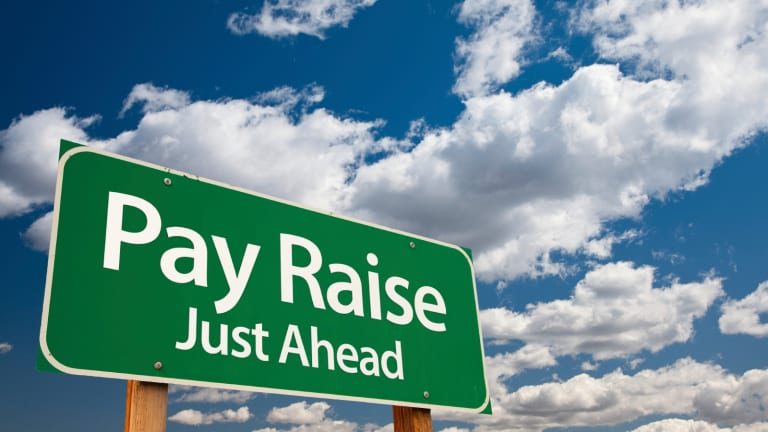 Employers Want to Give You a Raise: Here's How to Make Sure It Happens