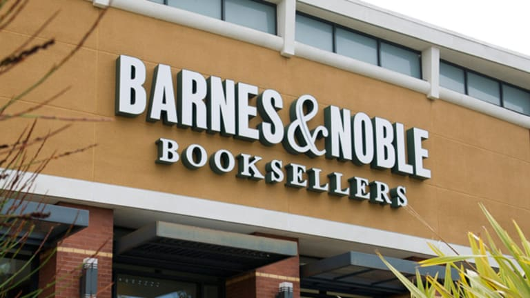 Barnes & Noble Is Betting Slimmer Company Can Beat Amazon