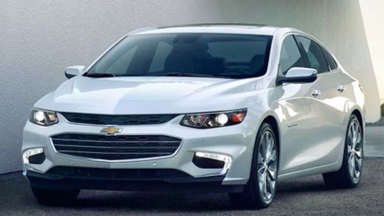 GM Gets Another Chance With Chevrolet Malibu Midsize Sedan