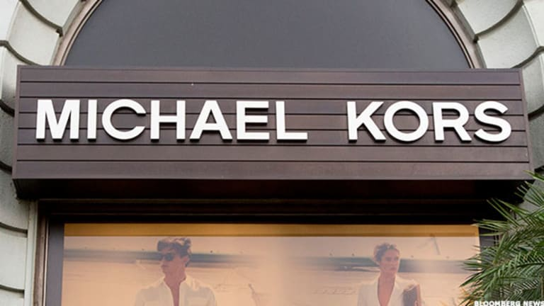 On The Fly: What To Watch In Michael Kors Earnings Report