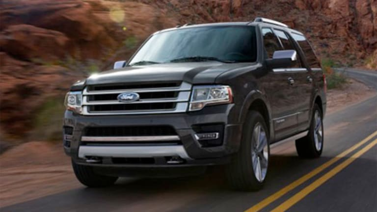 Ford Is on the Earnings Fast Track
