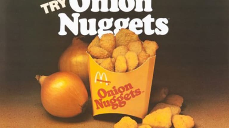 4 Menu Items From the Past That McDonald's Should Bring Back