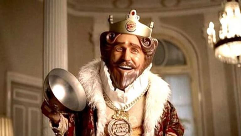 Burger King Wants Unemployed People to Go on LinkedIn and Embarrass Themselves