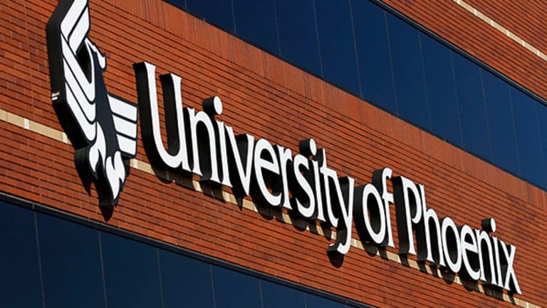 The University of Phoenix Shrinks Student Body as ED's Gainful Employment Rules Take Effect