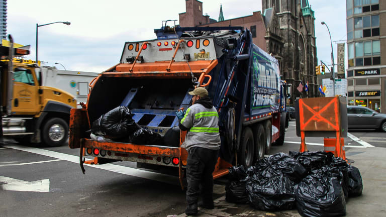 Tesla Co-Founder Shifts Focus From Sports Cars to Garbage Trucks