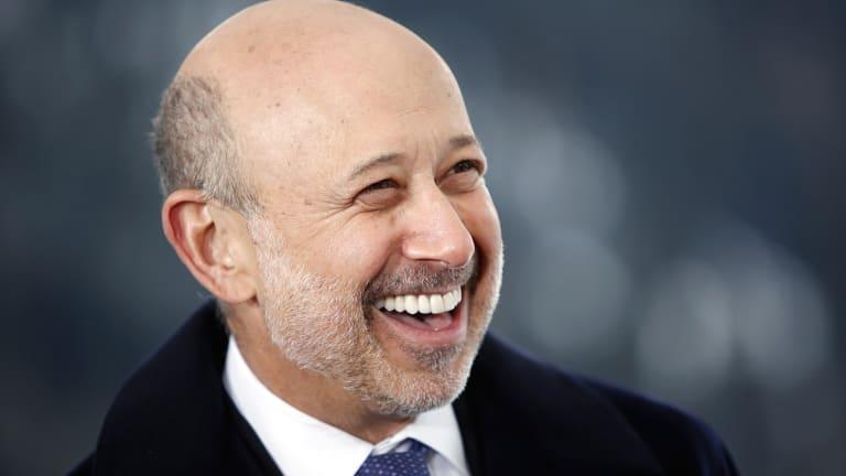 4 Books on Goldman Sachs CEO Lloyd Blankfein's Nightstand
