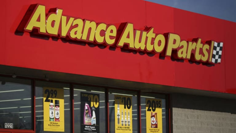 Advance Auto Parts Is Driving Toward a Big Gain