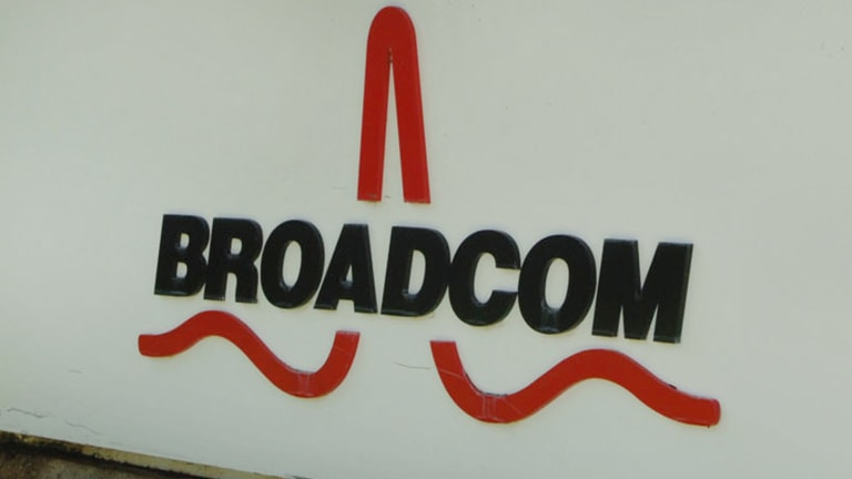 Broadcom Shares Surge on Reports Avago May Buy Chipmaker
