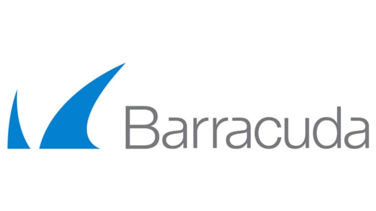 Barracuda Networks' Outlook Looks a Bit Fishy Just Now